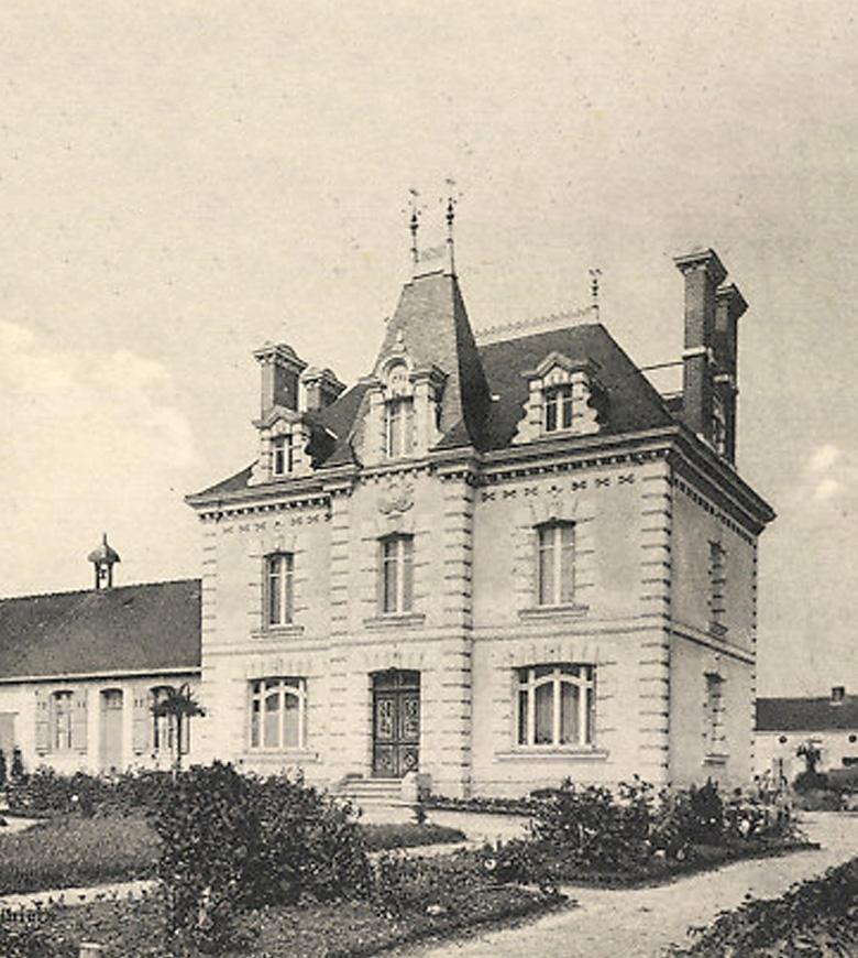 Moulin Touchais - Illustration